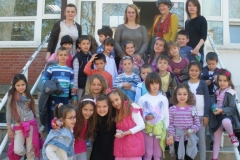 Predškolci u poseti